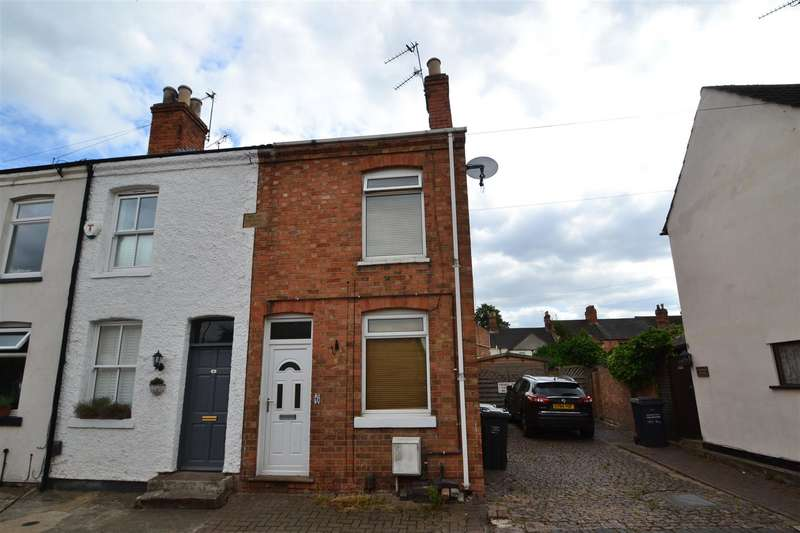 2 Bedrooms Terraced House for sale in Nursery Lane, Quorn, Loughborough