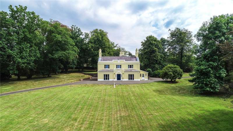 5 Bedrooms House for sale in Clearbrook Hall, Llanarthney, Carmarthen, Sir Gaerfyrddin