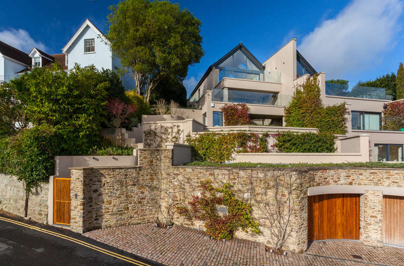 5 Bedrooms Semi Detached House for sale in Allenhayes Road, Salcombe