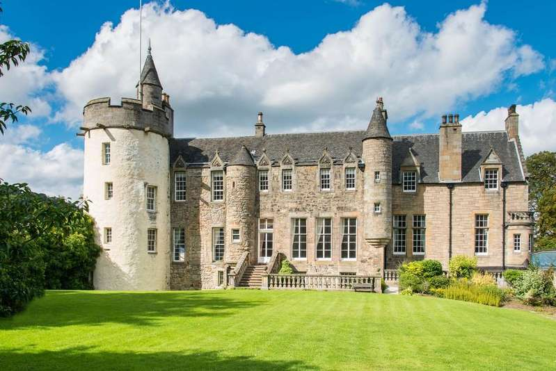 6 Bedrooms Manor House Character Property for sale in Craigcrook Road, Edinburgh