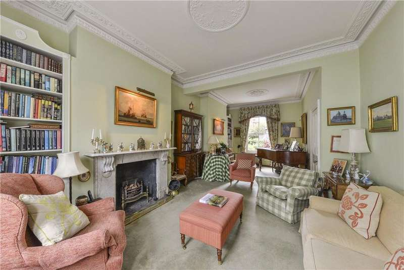 5 Bedrooms Terraced House for sale in Edith Terrace, Chelsea, London, SW10