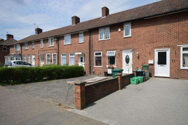 3 Bedrooms Terraced House for sale in Dunkery Road, Eltham, SE9