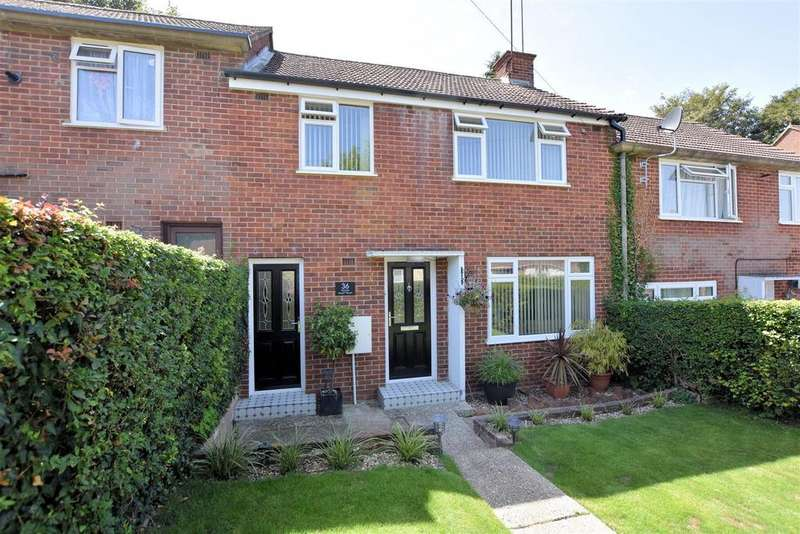 3 Bedrooms Terraced House for sale in Vale Crescent, Tilehurst, Reading