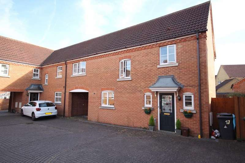 3 Bedrooms End Of Terrace House for sale in Nightingale Mews, Shefford, SG17