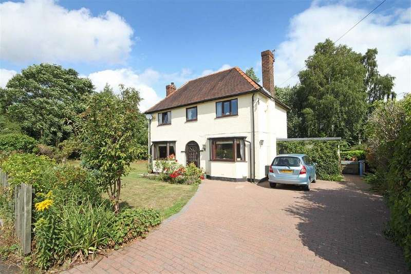 3 Bedrooms Detached House for sale in Paddock Lane, Dunham, Cheshire