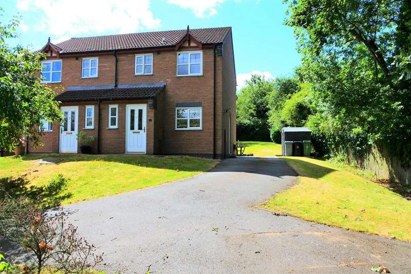 3 Bedrooms Detached House for sale in Seacroft Close, Grantham