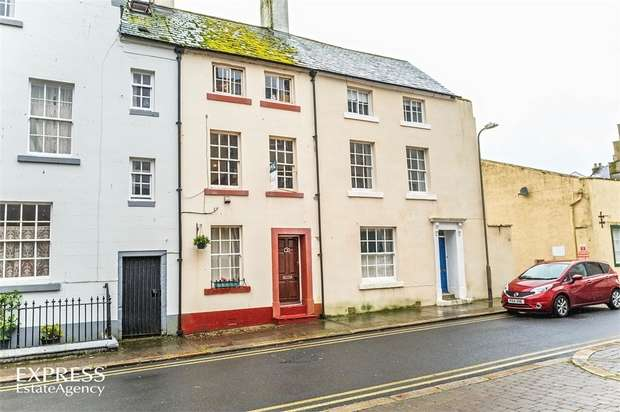 2 Bedrooms Terraced House for sale in Roper Street, Whitehaven, Cumbria