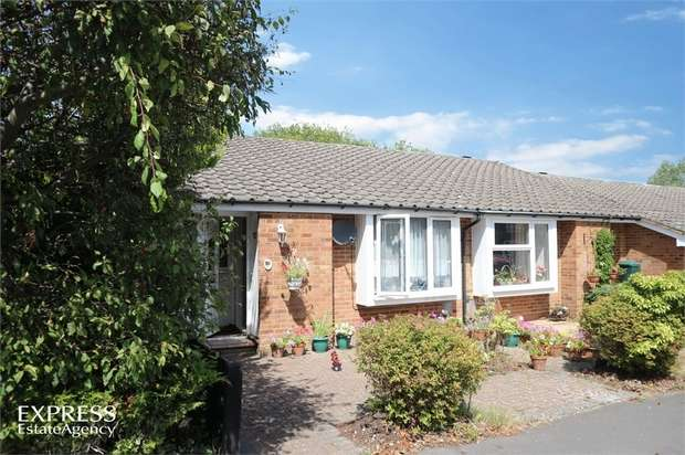 2 Bedrooms Terraced Bungalow for sale in Knightswood, Bracknell, Berkshire