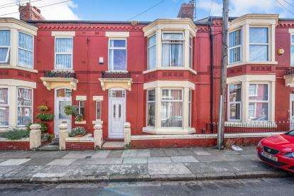 6 Bedrooms Terraced House for sale in Hampstead Road, Liverpool, Merseyside, England, L6