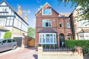 5 Bedrooms Semi Detached House for sale in Selborne Road, Sidcup