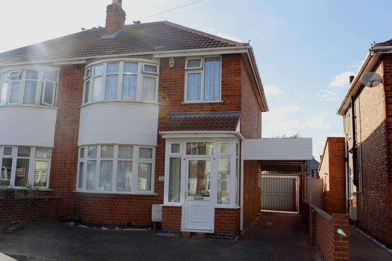 3 Bedrooms Semi Detached House for sale in Queniborough Road