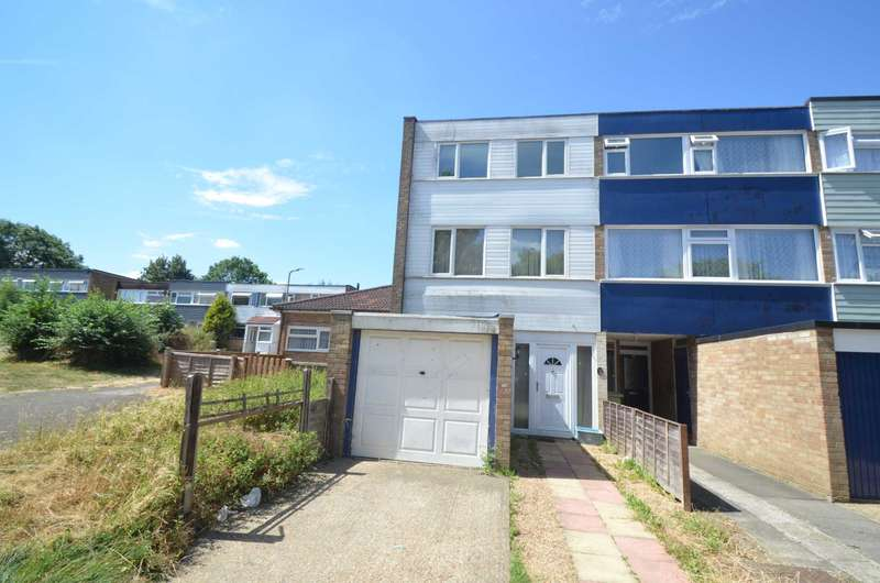 4 Bedrooms End Of Terrace House for sale in Bletchley