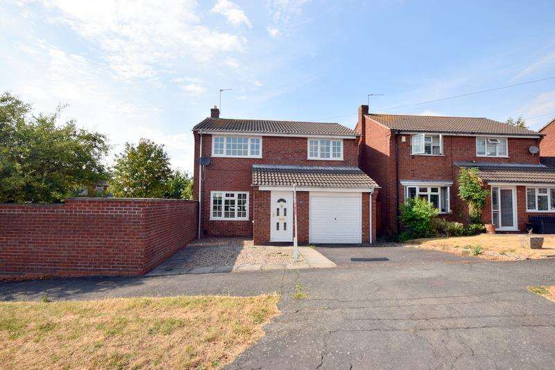 4 Bedrooms Detached House for sale in Ledbury Road, ,