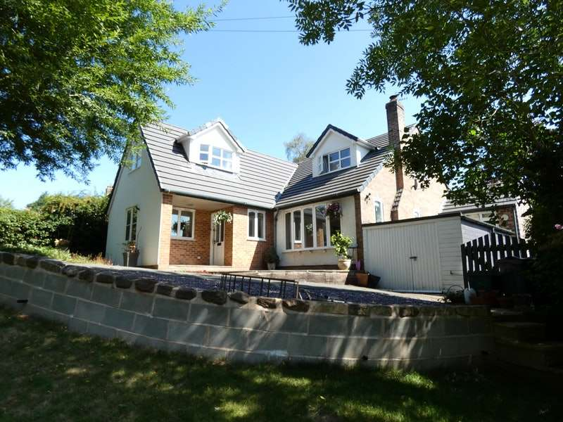 4 Bedrooms Detached House for sale in Station Road, Chester, Cheshire, CH3