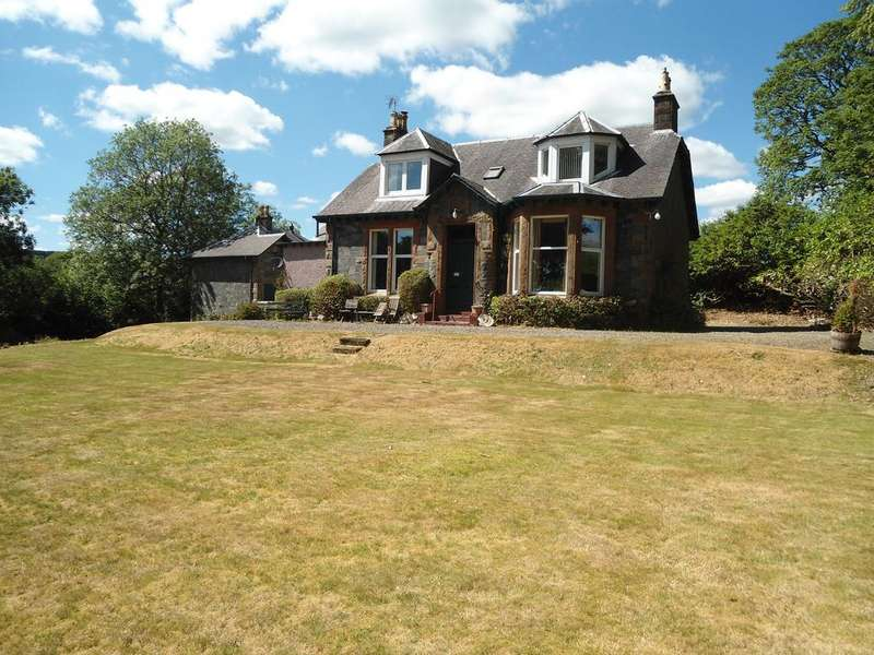 4 Bedrooms Detached House for sale in 34 Old Carlisle Road, Moffat DG10