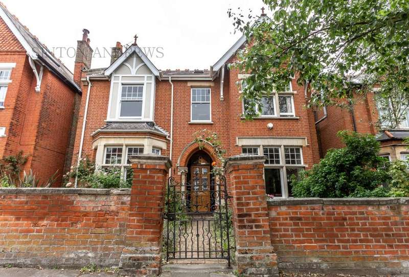6 Bedrooms Detached House for sale in 8, Kings Avenue, Ealing, W5