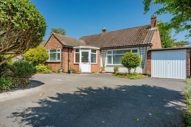 3 Bedrooms Detached Bungalow for sale in Thickthorn Close, Kenilworth