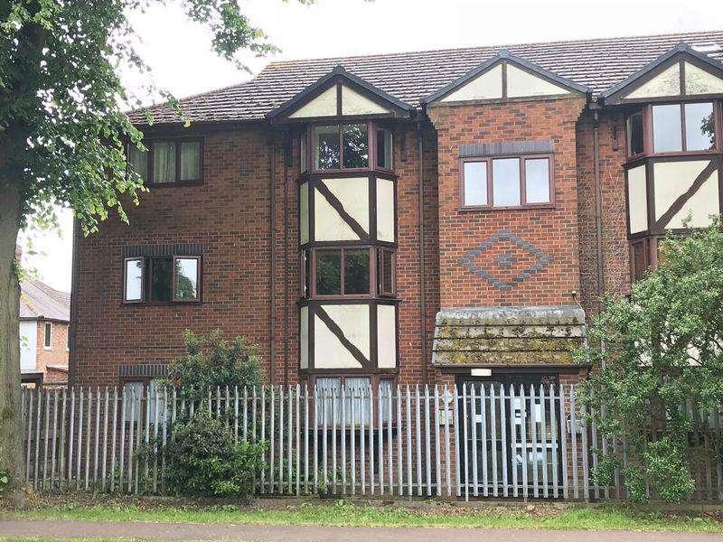 1 Bedroom Flat for sale in Granville Gardens, Hinckley