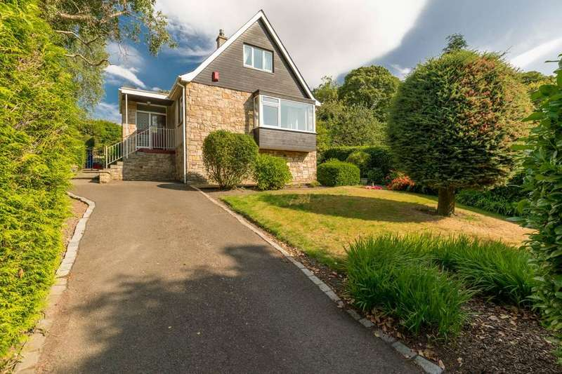 3 Bedrooms Detached House for sale in Woodfield, 20 High Street, Lasswade, EH18 1ND