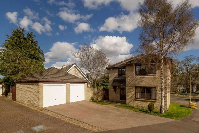4 Bedrooms Detached House for sale in 1 Stennis Gardens, Liberton, EH17 7QW
