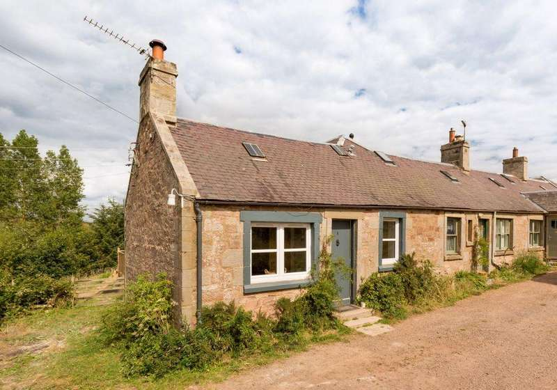 2 Bedrooms Cottage House for sale in 1 Ewingston Cottages, Humbie, East Lothian, EH36 5PE
