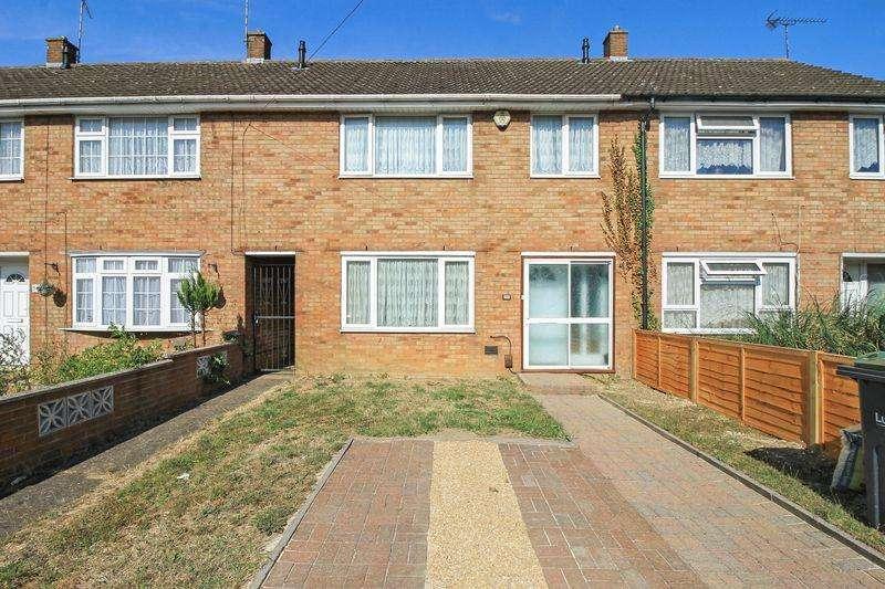 3 Bedrooms Terraced House for sale in Regis Road, Luton