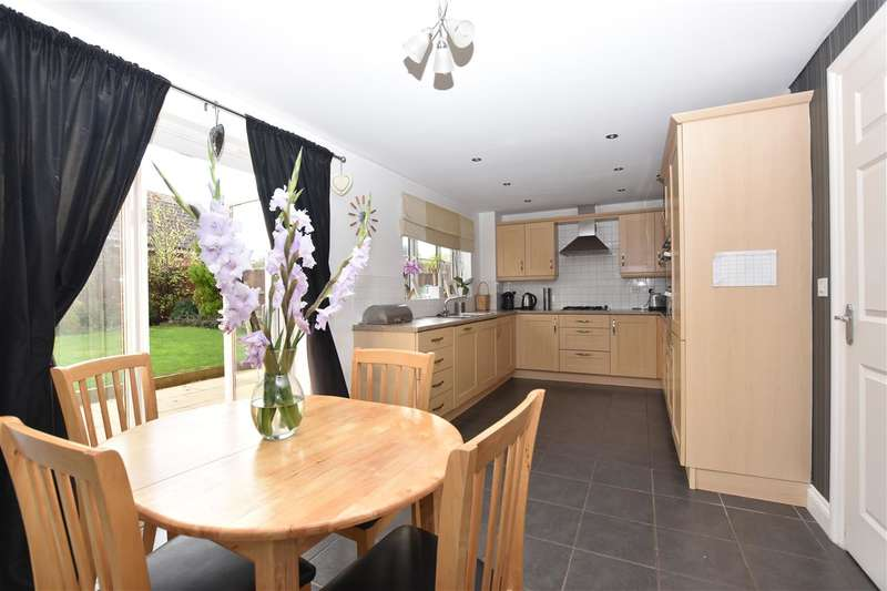 4 Bedrooms Detached House for sale in Perkins Close, Barrow Upon Soar