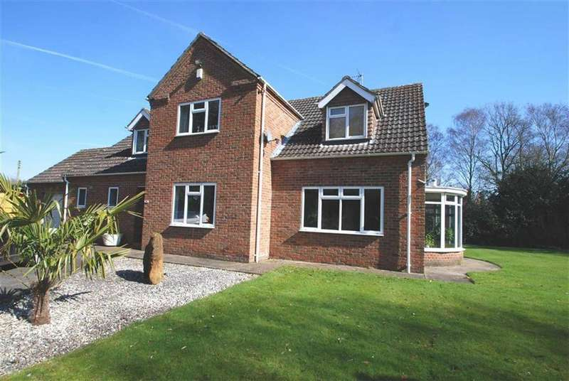 3 Bedrooms Detached House for sale in London Road, Boston