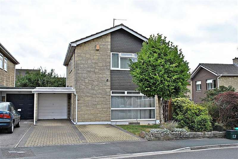 3 Bedrooms Detached House for sale in Selworthy, Kingswood, Bristol