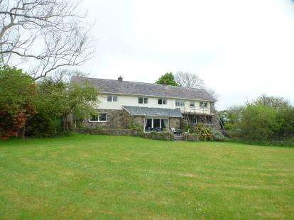 6 Bedrooms Detached House for sale in Y Ffor, Pwllheli, Gwynedd, LL53