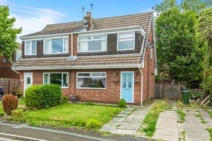 3 Bedrooms Semi Detached House for sale in Marlbrook Drive, Westhoughton, Bolton, Greater Manchester, BL5