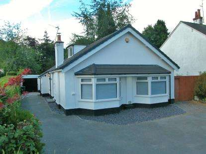 4 Bedrooms Bungalow for sale in Hooton Road, Willaston, Neston, Cheshire, CH64
