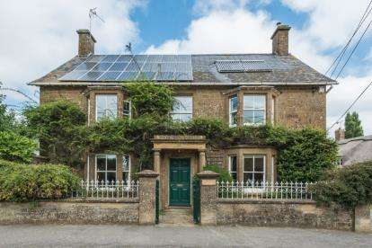 6 Bedrooms Detached House for sale in Seavington St Mary, Ilminster, Somerset