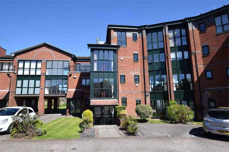 3 Bedrooms Apartment Flat for sale in Priory Wharf, Birkenhead
