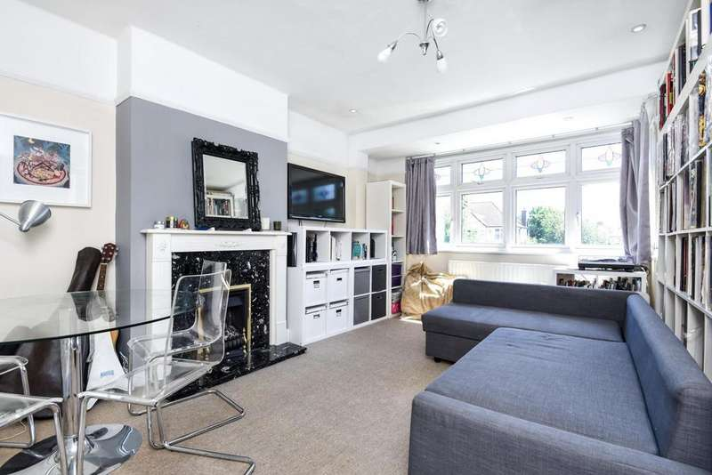 2 Bedrooms Maisonette Flat for sale in Cannon Hill Lane, Raynes Park