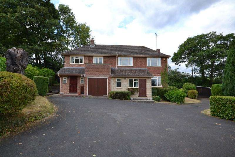 3 Bedrooms Detached House for sale in Dowles Road, Bewdley