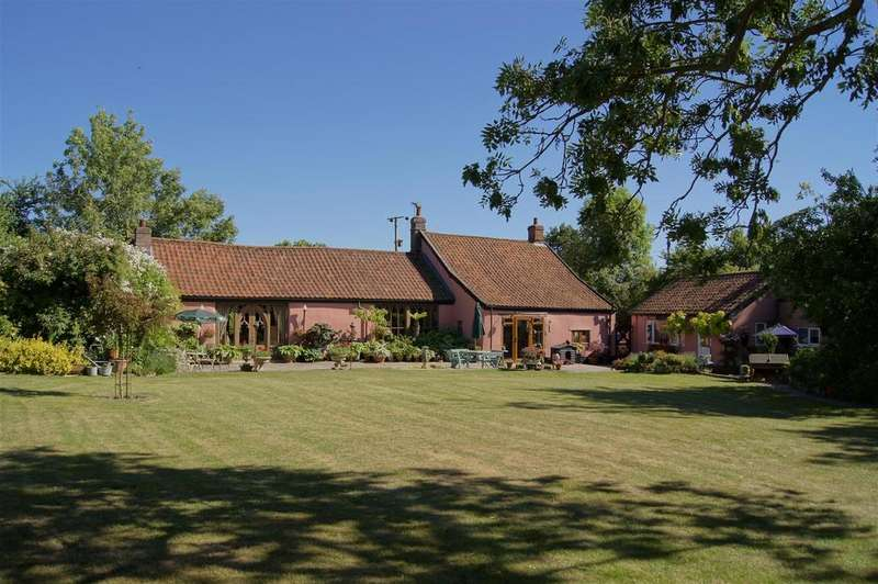 3 Bedrooms Cottage House for sale in Wattisfield Road, Thelnetham, Diss