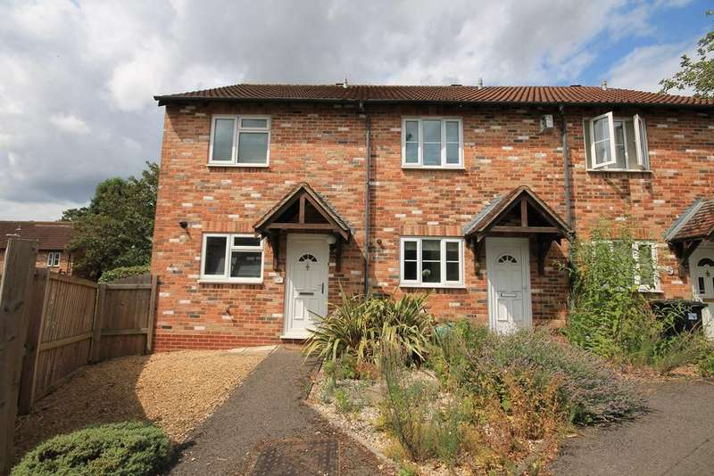 2 Bedrooms Terraced House for sale in Nideggen Close, Thatcham, RG19