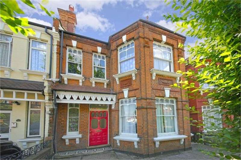 5 Bedrooms Semi Detached House for sale in Prout Grove, London, NW10