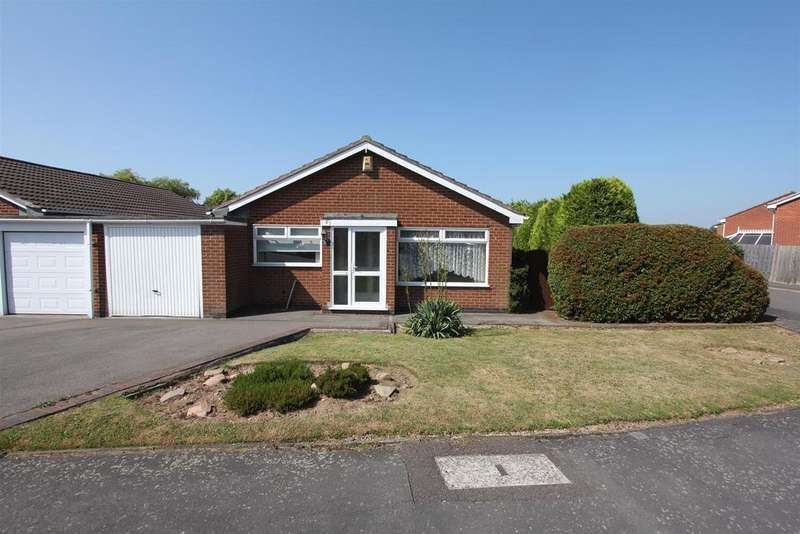 2 Bedrooms Detached Bungalow for sale in Blackburn Road, Leicester