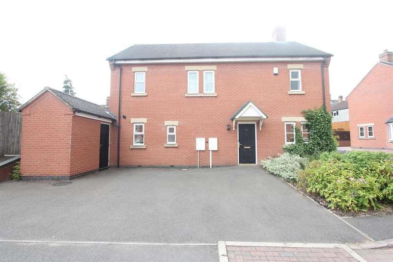 4 Bedrooms Detached House for sale in Yeoman Road, Earl Shilton