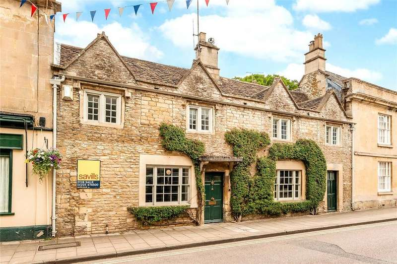 4 Bedrooms Unique Property for sale in High Street, Corsham, Wiltshire, SN13