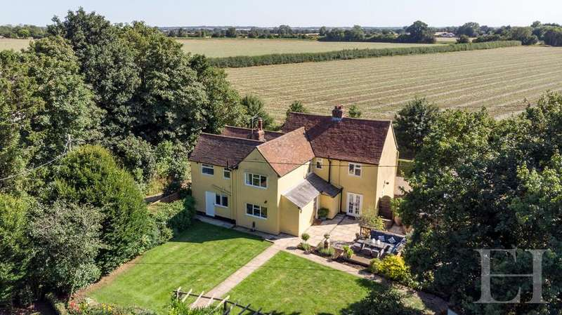 5 Bedrooms Detached House for sale in Coggeshall, Colchester