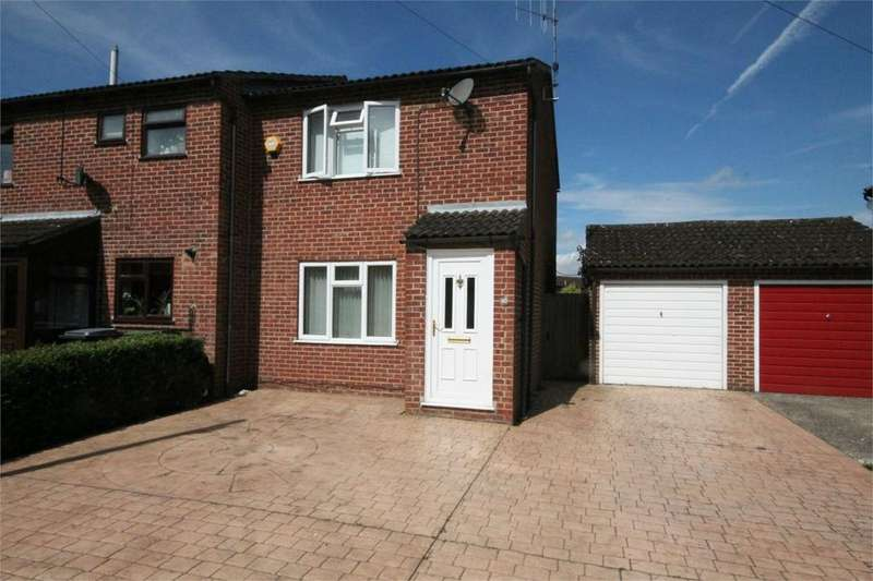 2 Bedrooms Semi Detached House for sale in Walton Way, Newbury, RG14