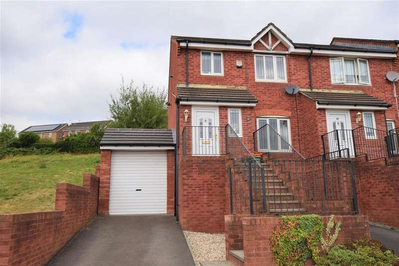 3 Bedrooms End Of Terrace House for sale in Gelyn-Y-Cler, Barry