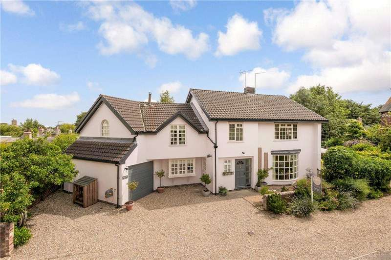 6 Bedrooms Detached House for sale in Chestnut Avenue, Boston Spa, Wetherby, West Yorkshire