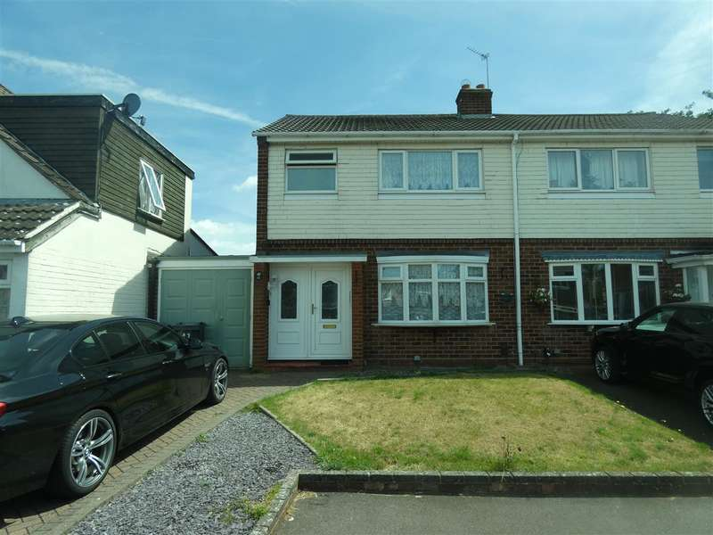 3 Bedrooms Semi Detached House for sale in Gayhurst Drive, Yardley, Birmingham