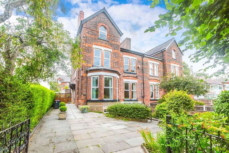 4 Bedrooms Semi Detached House for sale in Portland Road, Swinton, Manchester, M27