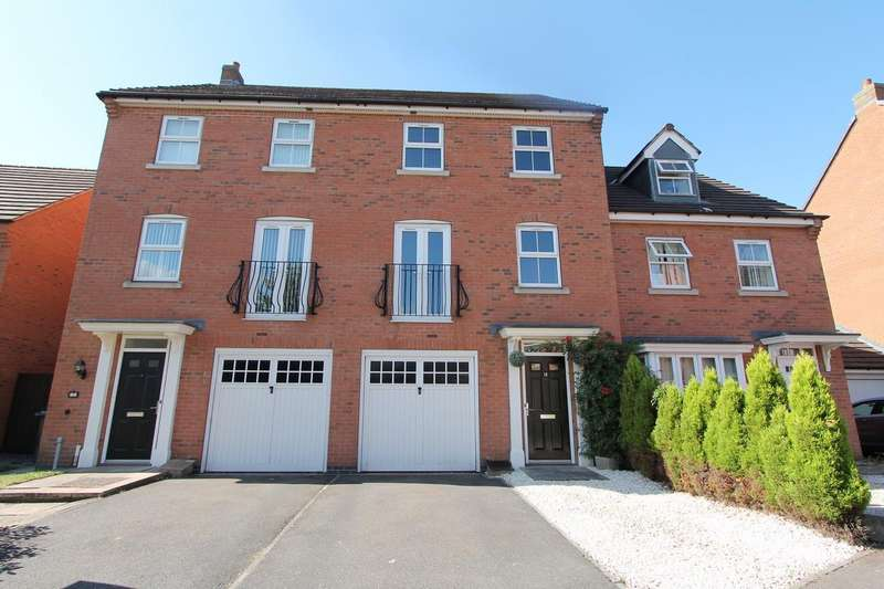 4 Bedrooms Property for sale in Dalton Road, Hamilton, Leicester