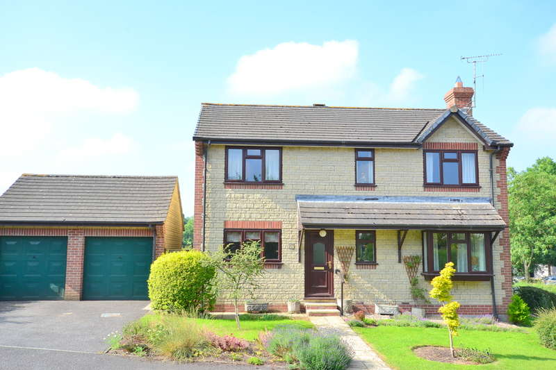 4 Bedrooms Detached House for sale in BRUTON, SOMERSET BA10 0DL
